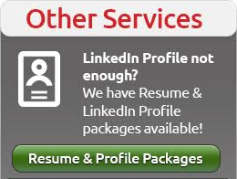 resume writing linkedin profiles