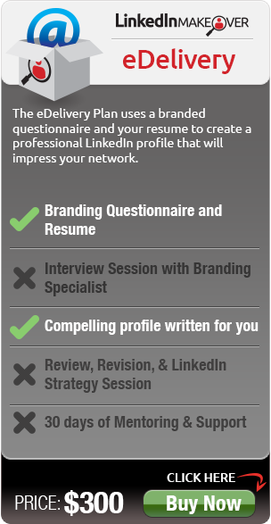 eDelivery LinkedIn Profile Writing Service