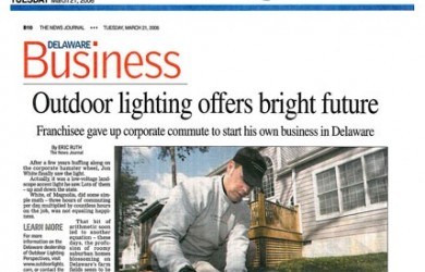 Delaware News Journal, LinkedIn Makeover