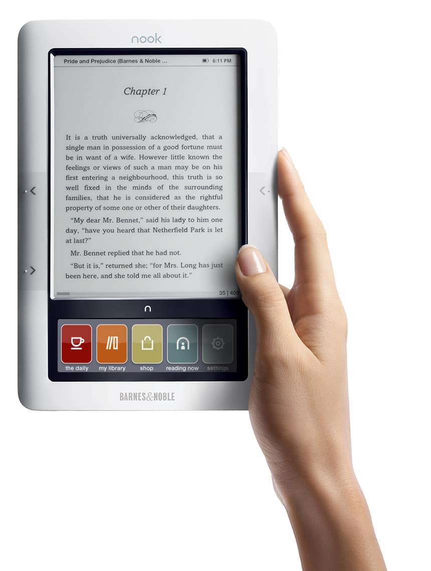 Ebook Nook Kindle