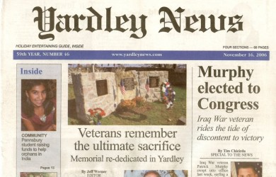 Yardley News