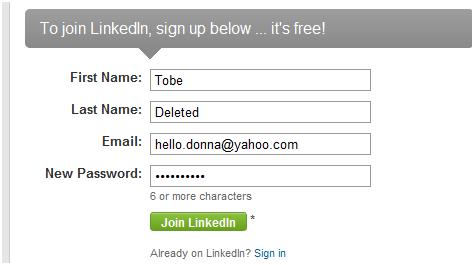 how to cancel my linkedin account