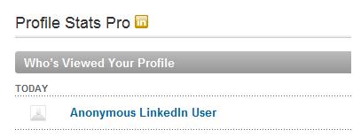Whos viewed My LinkedIn after Deleting LinkedIn Profile