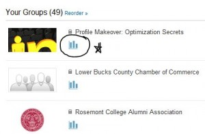 Learn more about LinkedIn Groups with the Group Statistics tool
