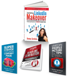 LinkedIn Makeover Ebooks