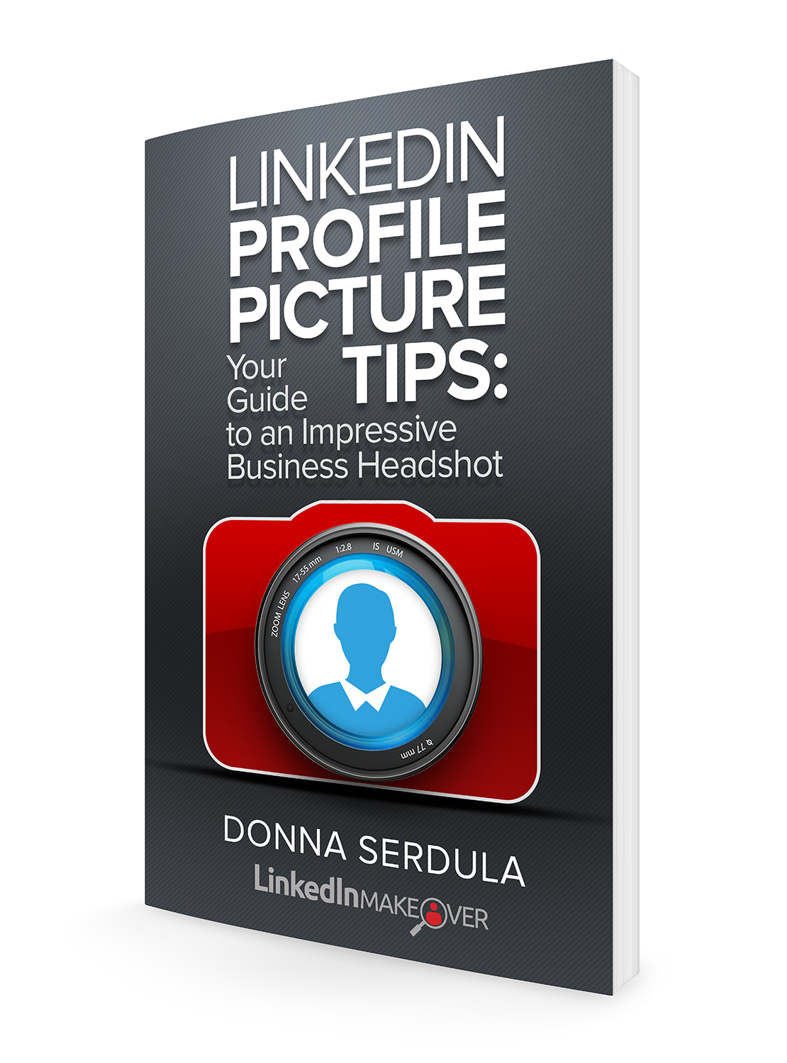 linkedin profile picture tips by an award