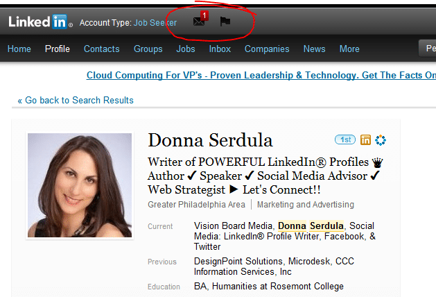 linkedin gets more social with new design changes