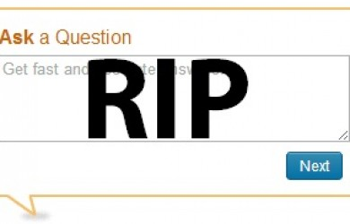 RIP LinkedIn Answers, you will be missed!