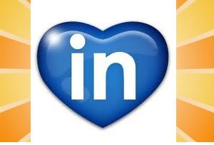 Love on LinkedIn