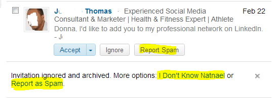 Your LinkedIn Account was Restricted