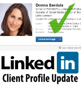 LinkedIn-Profile-Update