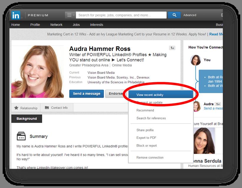 LinkedIn Activity Feed is back!