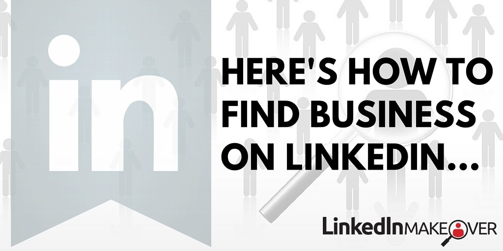 how to add my business to linkedin