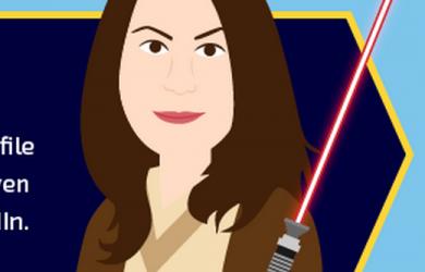 LinkedIn Jedi