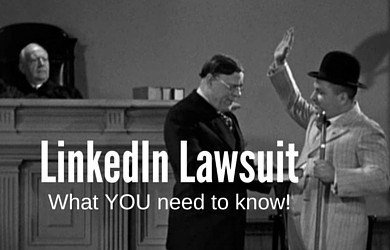 LinkedIn Class Action Lawsuit