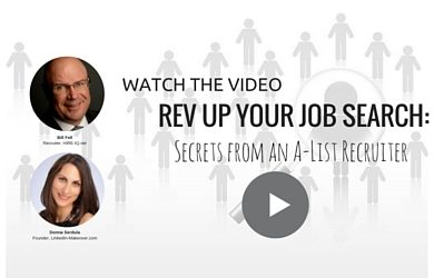 Rev Up Your Job Search: Secrets from an A-List Recruiter