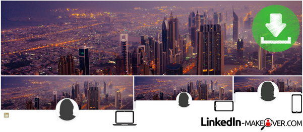 Download free LinkedIn Background Images