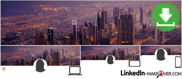 free linkedin background images