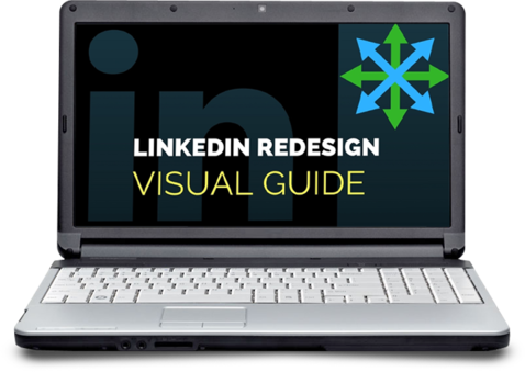 Learn how to use LinkedIn's NEW DESIGN