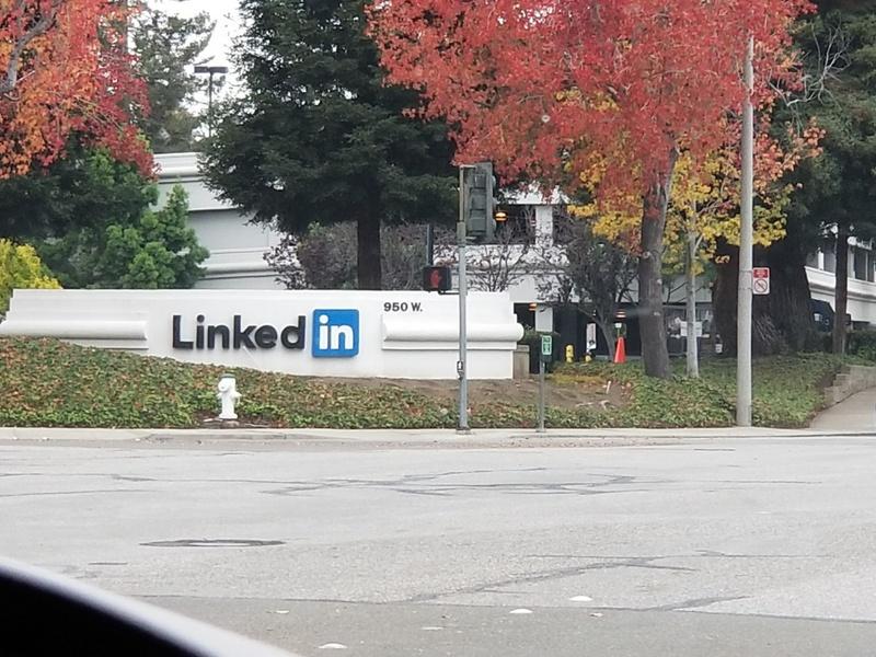 LinkedIn, Sunnyvale Campus