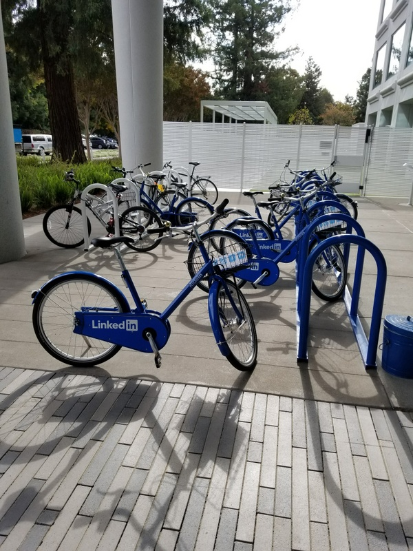 LinkedIn Bicycles