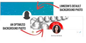 LinkedIn Tip: Upload the Best LinkedIn Profile Background Picture