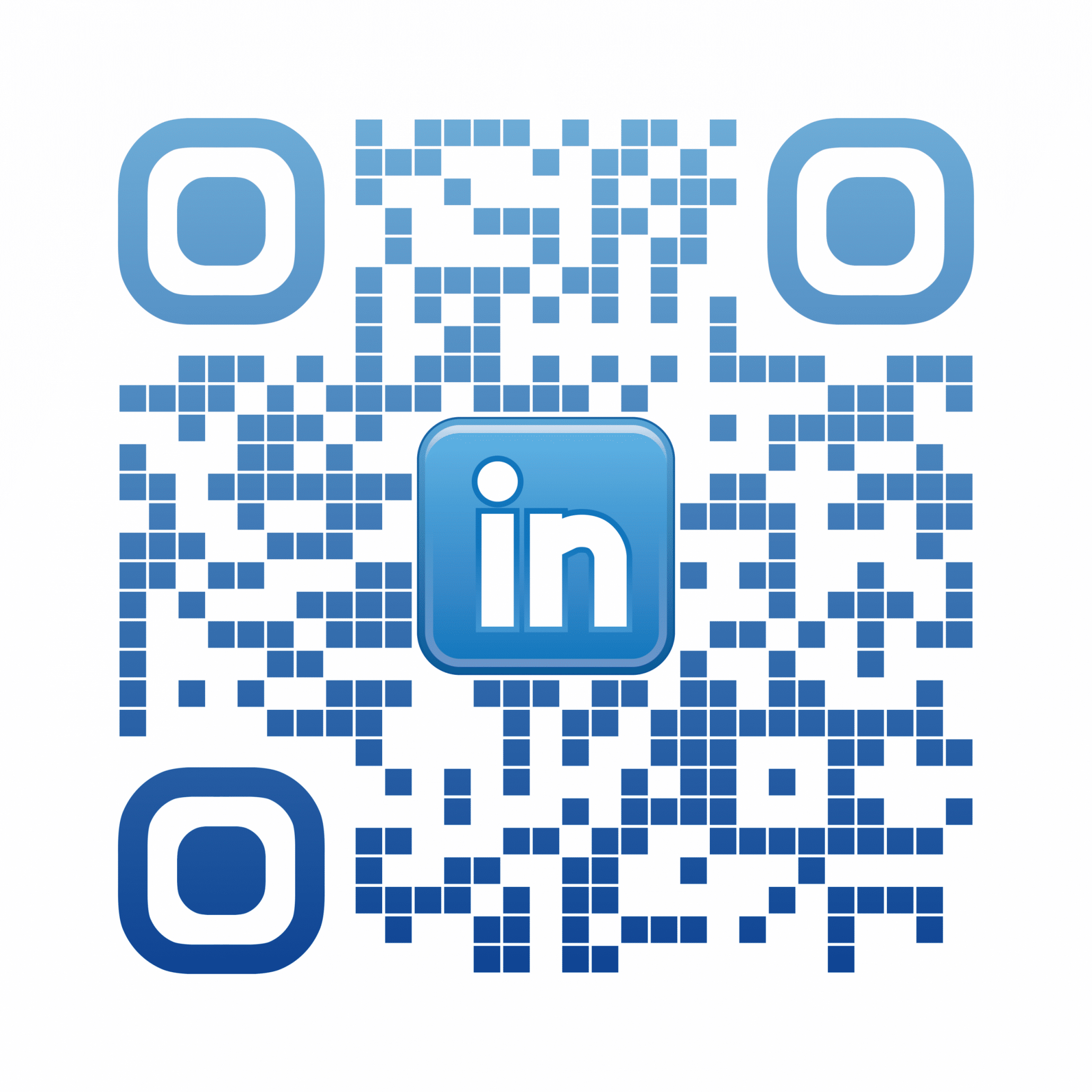 LinkedIn QRCode for connecting