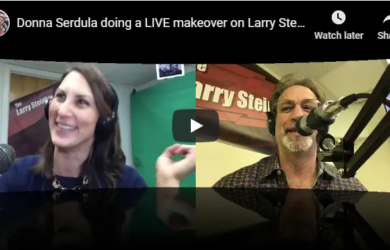Donna Serdula interviewed by Larry Steinhouse