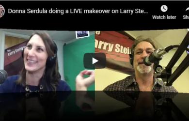 Donna Serdula interviewed by Larry Steinhouse