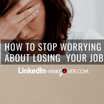 Losing Your Job