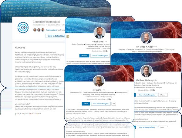 Cohesive Company Branding on LinkedIn