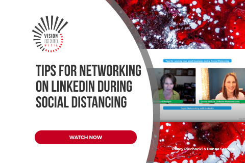 LinkedIn Network Tips During Social Distancing TN