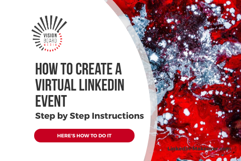 Virtual LinkedIn Events Required Location