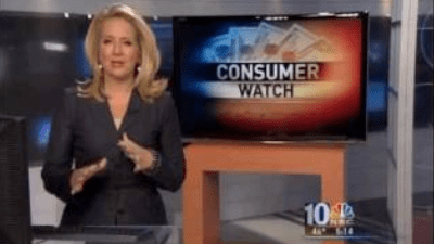 Donna Serdula on NBC
