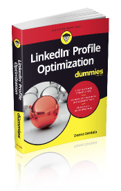 LinkedIn Profile Optimization for Dummie Book