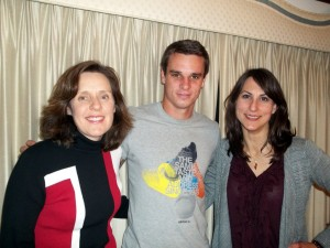 Dionne, Donna, and Conor