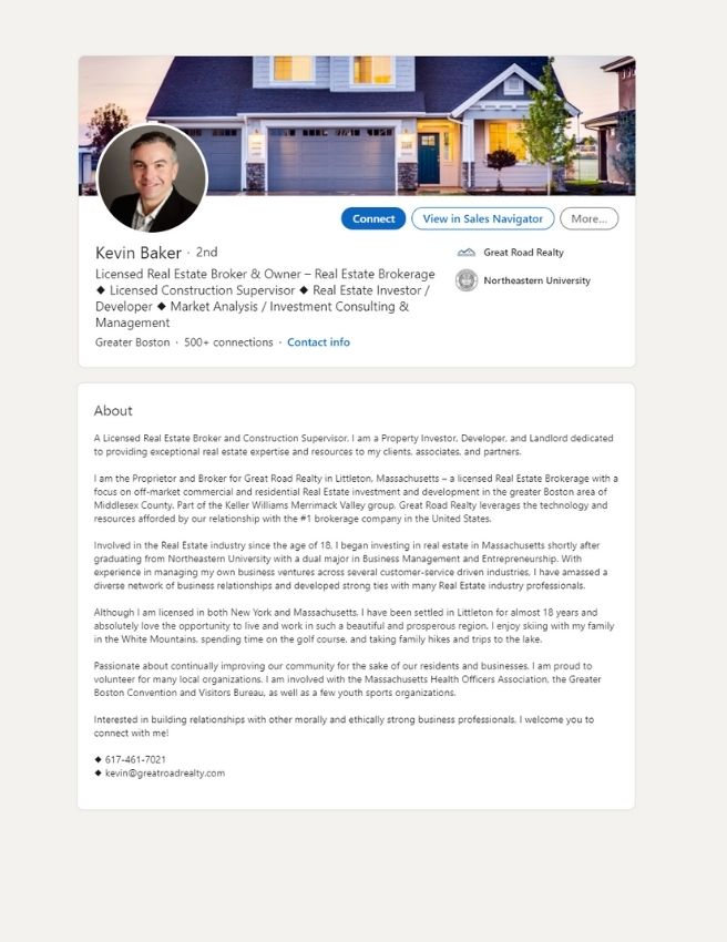 LinkedIn Company page optimization