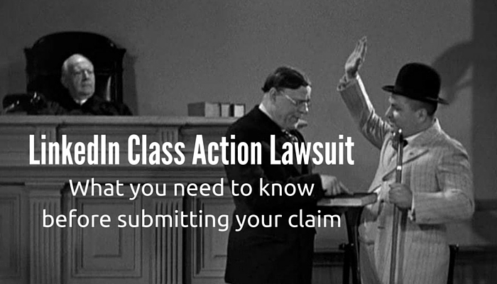 LinkedIn Class Action Lawsuit